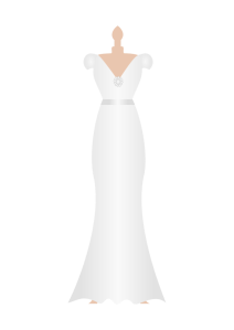 weddingdress_Vector_Clipart-1
