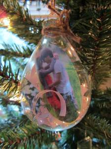 Photo and Ornament by Trena E