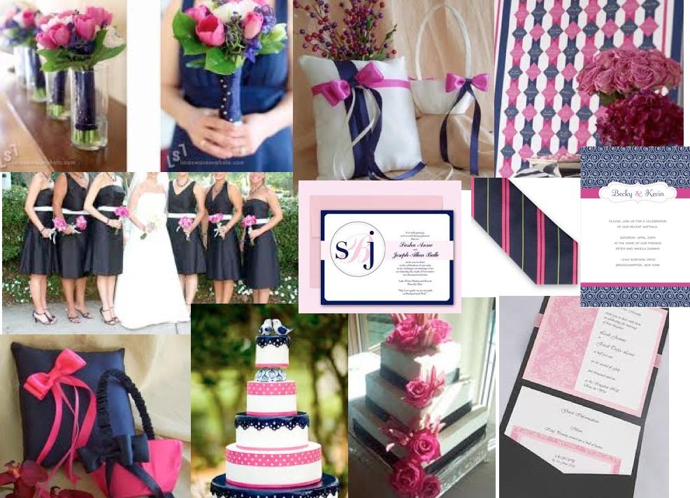 Fuschia And Orange Wedding Invitations: Hayley's Wedding Tips 101