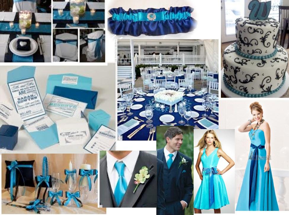 Blue And Aqua Inspiration Boards Hayley S Wedding Tips 101