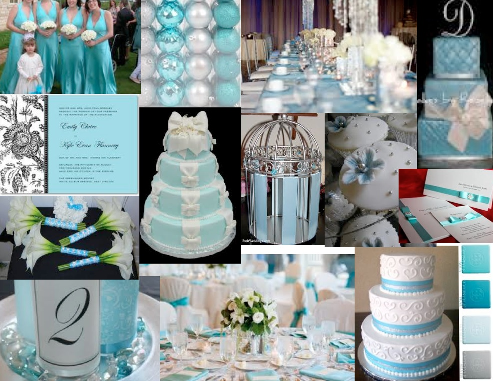 Blue And Aqua Inspiration Boards Hayley S Wedding Tips 101