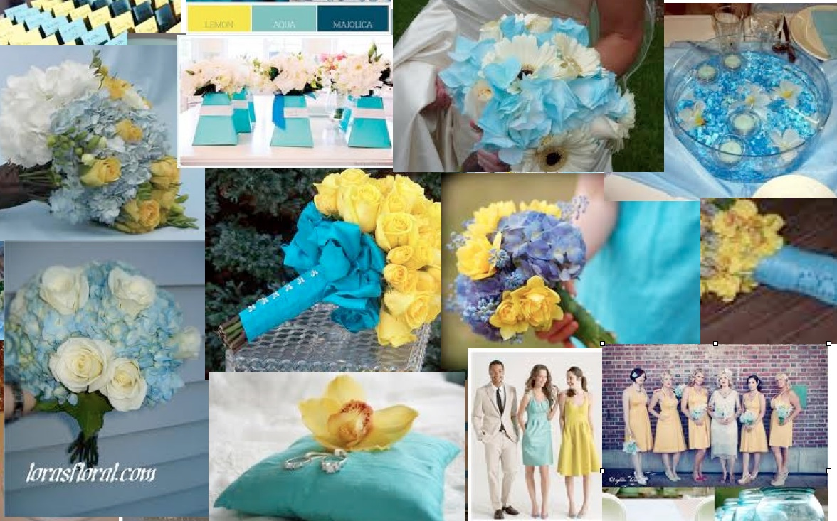 Color Inspirations | Hayley\'s Wedding Tips 101