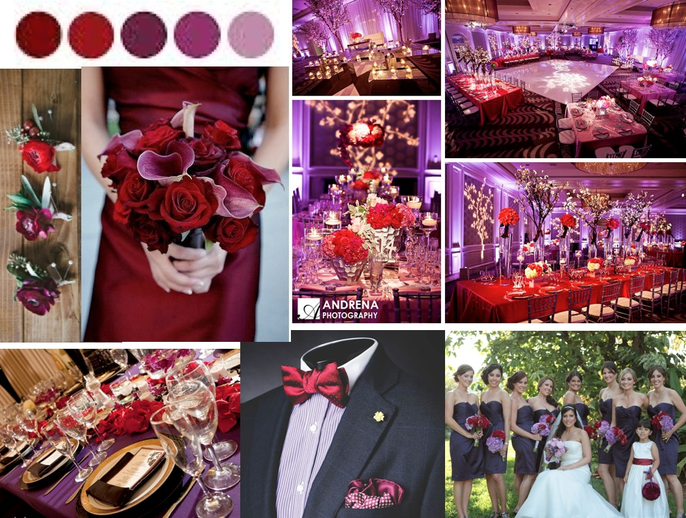 Red Inspiration Boards Hayley S Wedding Tips 101